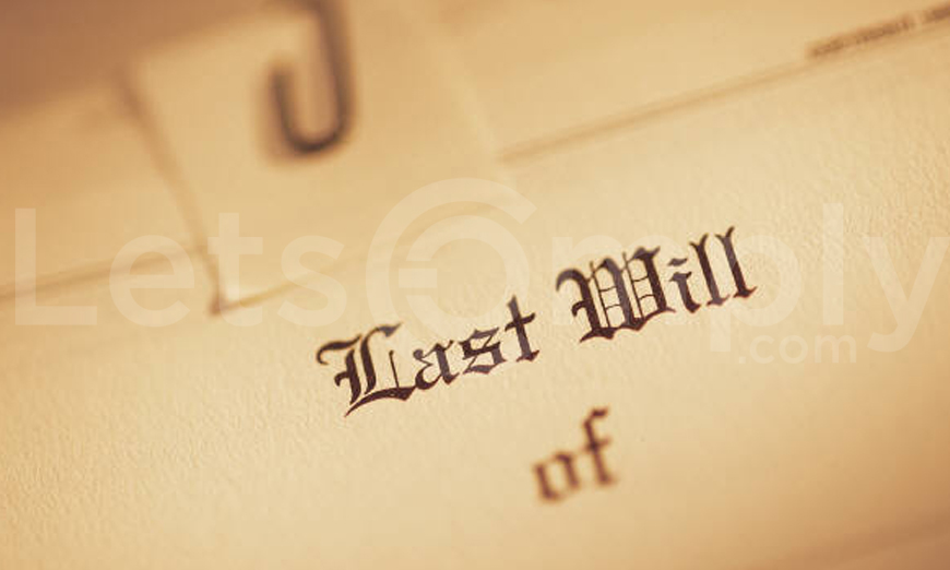 Understanding Wills   Wills and Estates   How to Read a Will