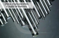 Jindal Stainless Steel vs State of Haryana- Entry Tax on State Imports